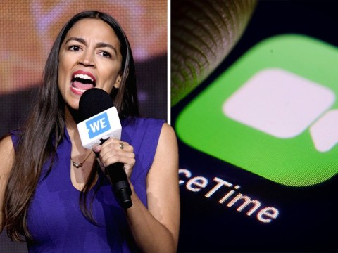 Alexandria Ocasio-Cortez says Apple's FaceTime suffers from 'racial inequity'