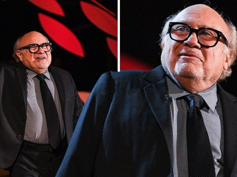 Danny DeVito being booed for supporting Arsenal as he presents at the NTAs is heartbreaking