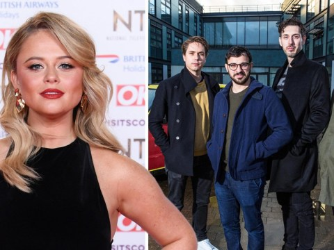Emily Atack breaks silence on Inbetweeners car crash reunion after fans were fuming over snub