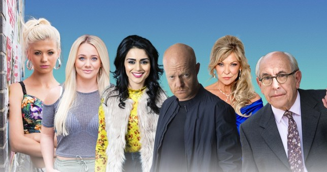 EastEnders, Corrie and Emmerdale cast changes: Who is leaving and