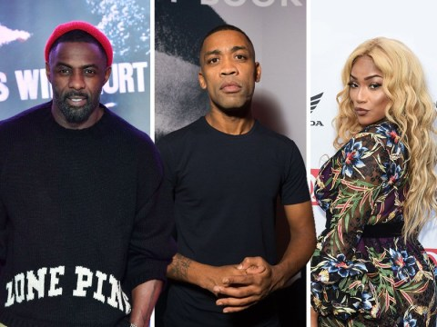Idris Elba raps on a track with Sean Paul, Wiley and Stefflon Don – and it's lit
