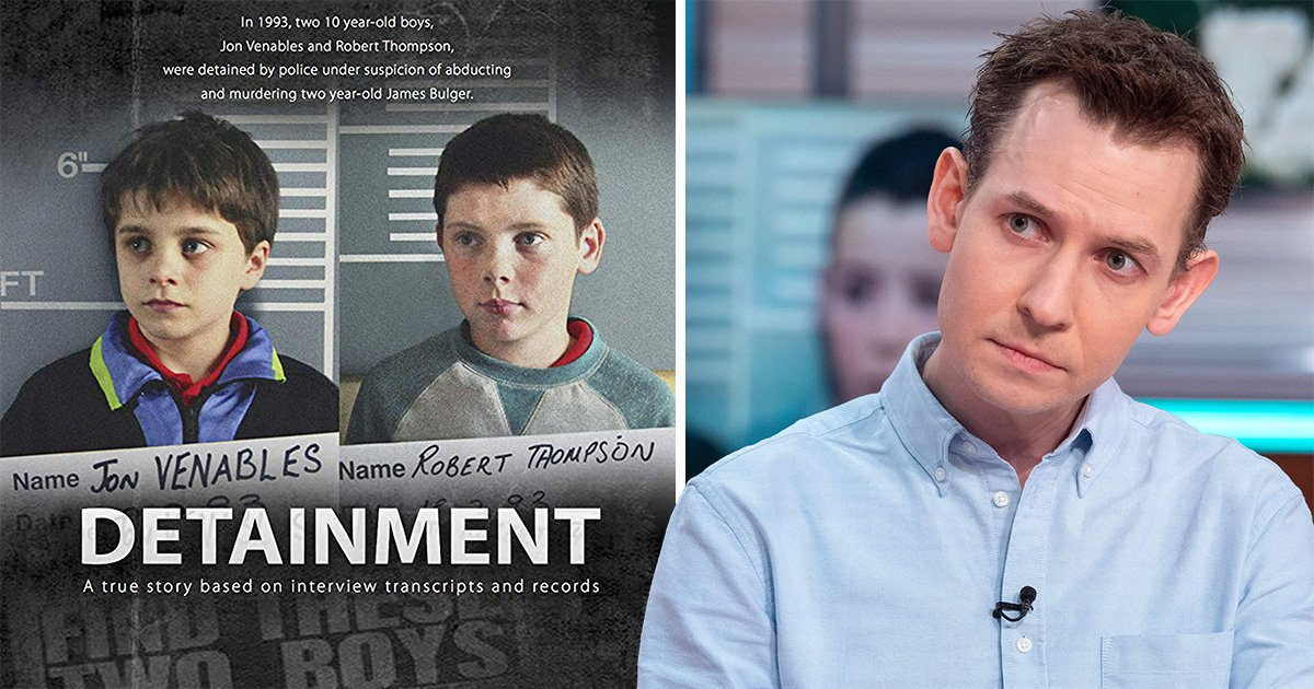 Detainment director defends James Bulger film, insists it's 'responsibly made' and no 'disrespect' was meant