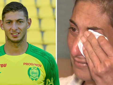 Emiliano Sala's sister pleads to keep searching because she 'knows he is still alive'