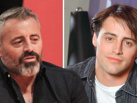 Matt LeBlanc reveals a teenage Friends fan thought he was Joey's dad as he gives us a major nostalgia trip