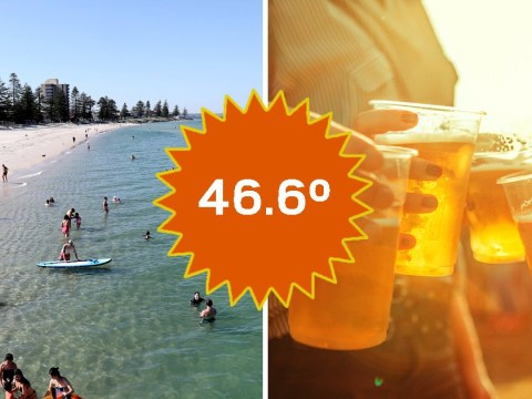 Free beer runs out in just two hours during Australia heatwave offer