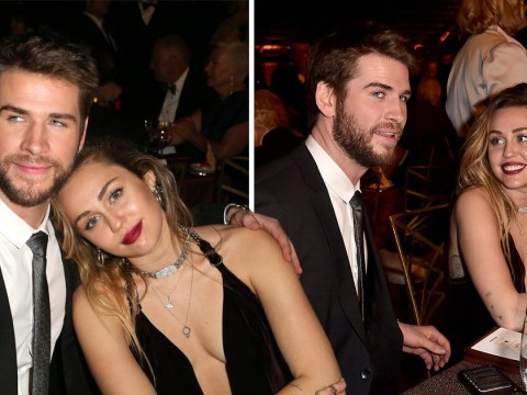 Miley Cyrus and Liam Hemsworth have that honeymoon glow on 'date night' in Los Angeles