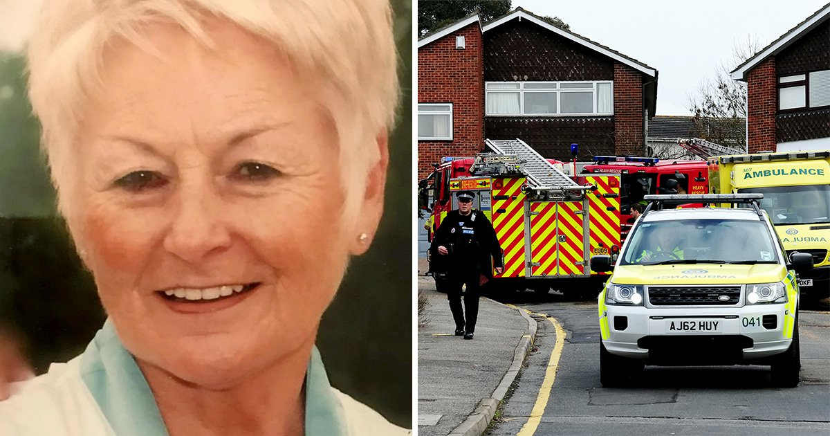 Drug addict set mother-in-law on fire after police 'failed to deal with his violent behaviour'