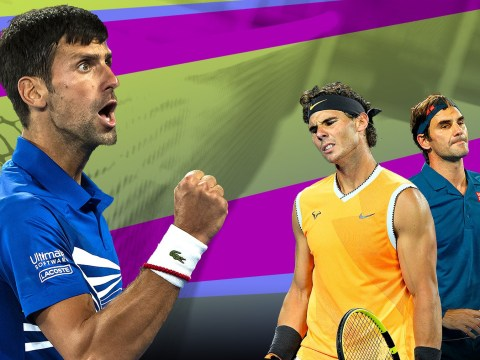 Hungry and 'unbeatable': Novak Djokovic is on path to eclipse Roger Federer and Rafael Nadal
