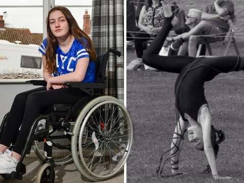 Dancer who auditioned for Britain's Got Talent has rare condition which means she faints every time she stands up