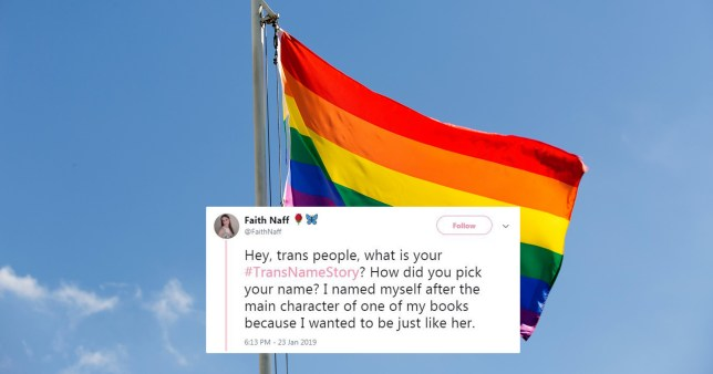 Trans people share their stories of how they chose their