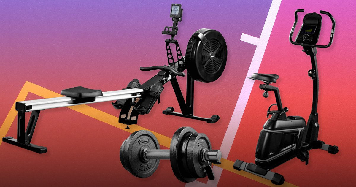 Lidl is launching a ridiculously cheap home gym range