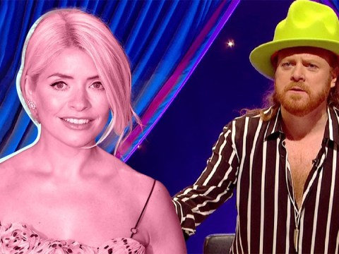 Keith Lemon responds to fan about why Holly Willoughby quit Celebrity Juice