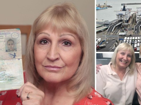 Mum manages to travel on her daughter's passport – despite the 28 year age gap
