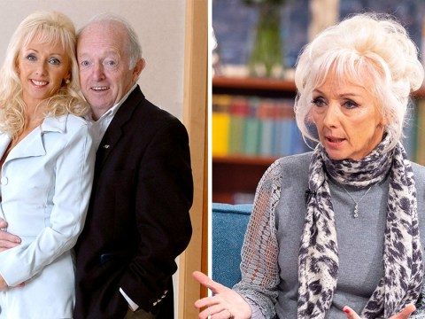 Debbie McGee, 60, admits she was worried about mastectomy more because she's single