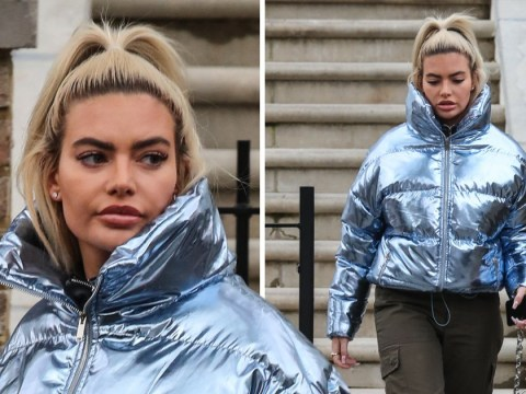Megan Barton-Hanson ignores Wes Nelson split drama as she heads out in London