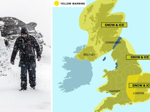 Met Office forecast warns of 'very significant snow' with -10°C on its way