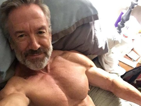 Dad who dates younger men says he's sexier at 60 thanks to bodybuilding