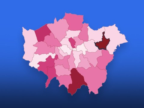 Study reveals where the most stressed Londoners live