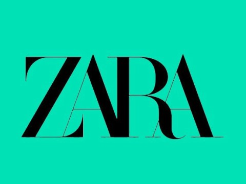 Zara has a new logo and people are not keen