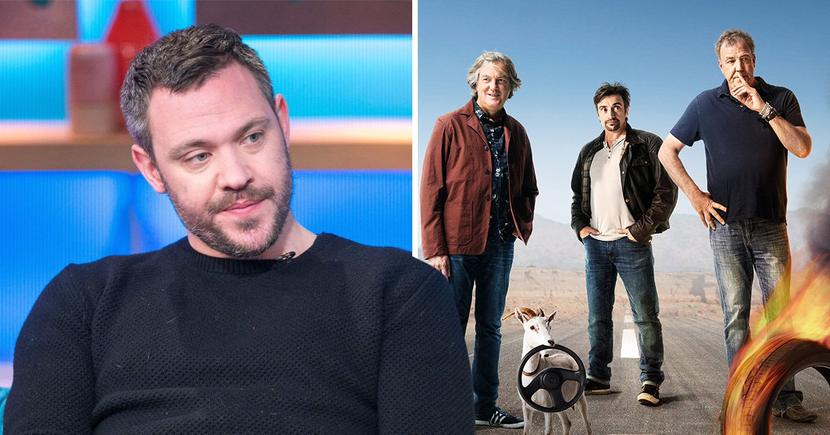 Jeremy Clarkson issues 'apology' to Will Young – claiming he can't be homophobic because he watches lesbian porn