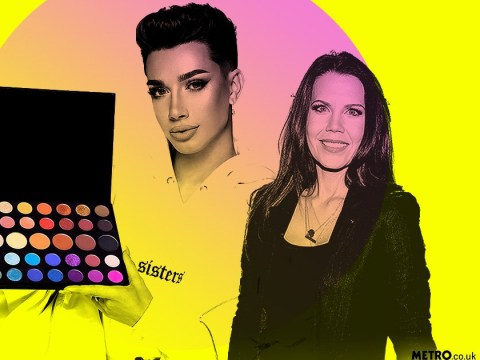 James Charles and Samira Mighty hit back at ITV News presenter who claims men shouldn't give makeup advice