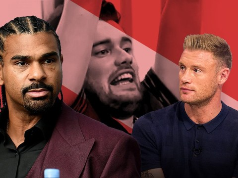 Freddie Flintoff accuses David Haye of 'bullying' Jack Whitehall on A League of Their Own: 'It was disgusting'