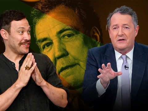 Piers Morgan brands Will Young 'repulsive' for his Grand Tour 'homophobic' rant