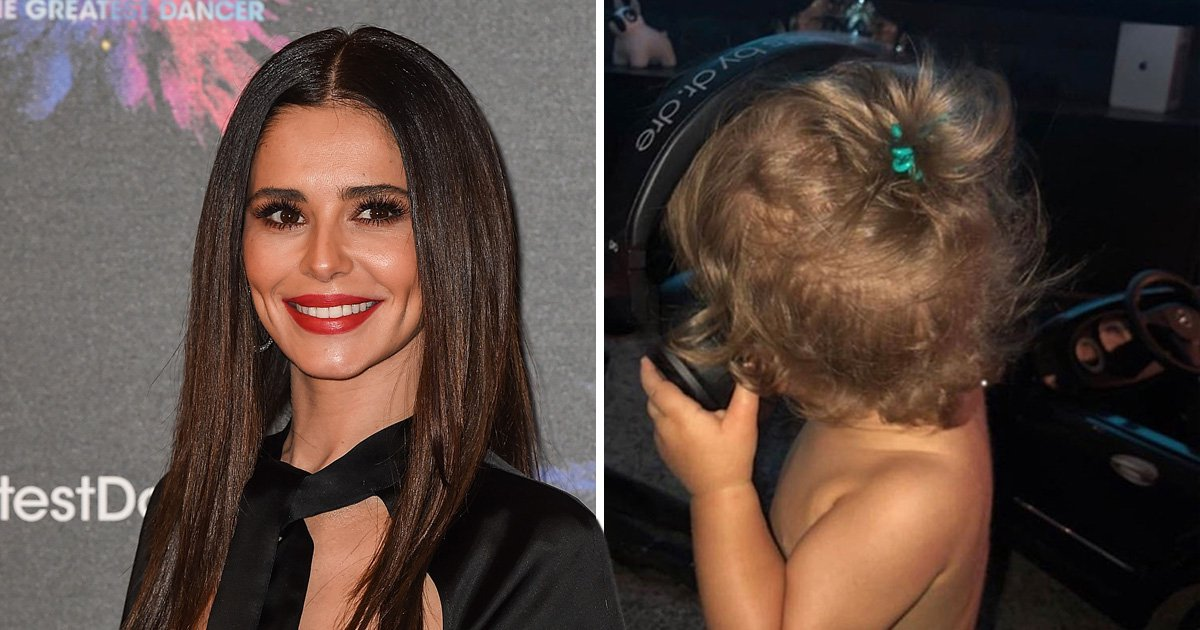 Cheryl reveals son Bear said 'mama' for first time while watching her on The Greatest Dancer