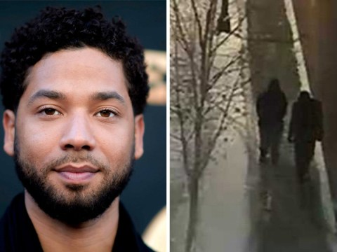 Jussie Smollett investigators release two CCTV photos of 'persons of interest' in attack on Empire actor