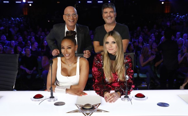 Who are the judges on America's Got Talent: The Champions