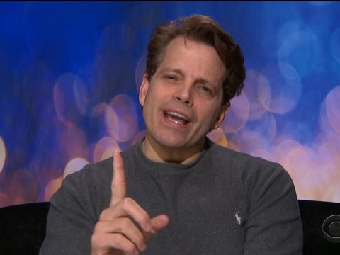 Anthony Scaramucci finally explains why he left Celebrity Big Brother early