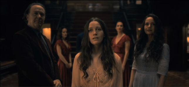 Haunting Of Hill House Crain Family