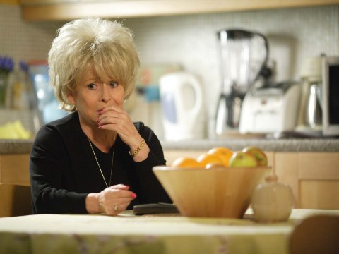 Barbara Windsor watches EastEnders and Carry On films as a reminder of her past during dementia battle