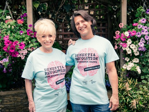 Scott Mitchell hopes 'thinking about wife Barbara Windsor' will get him round London Marathon