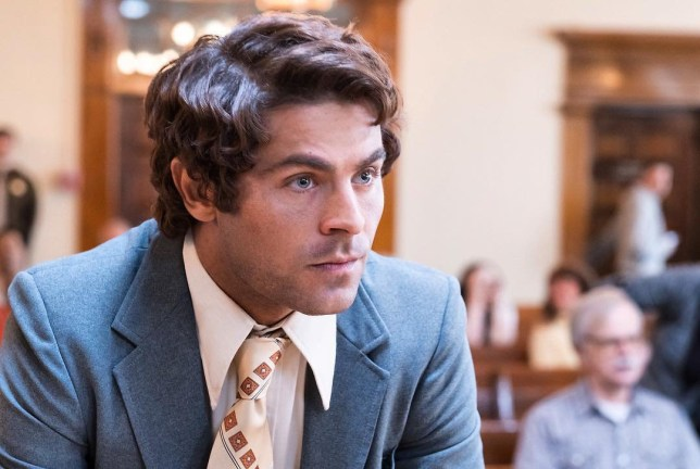 Zac Efron as Ted Bundy Provider: Instagram/zacefron