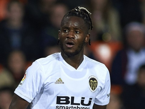 Michy Batshuayi set for Chelsea return as Valencia cut short loan deal
