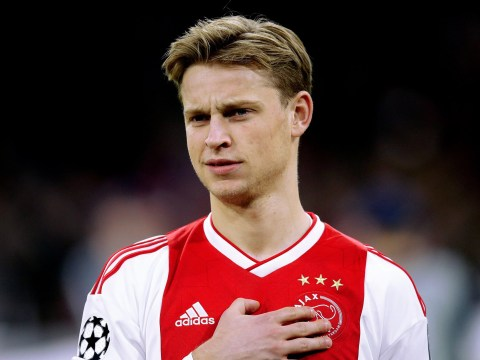 Barcelona set to complete £79m signing as Frenkie de Jong rejects Manchester City and Paris Saint-Germain