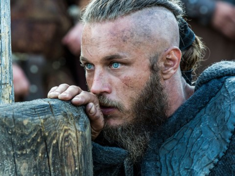 Vikings star Travis Fimmel is turning sci-fi as he returns to TV with new show, Raised By Wolves