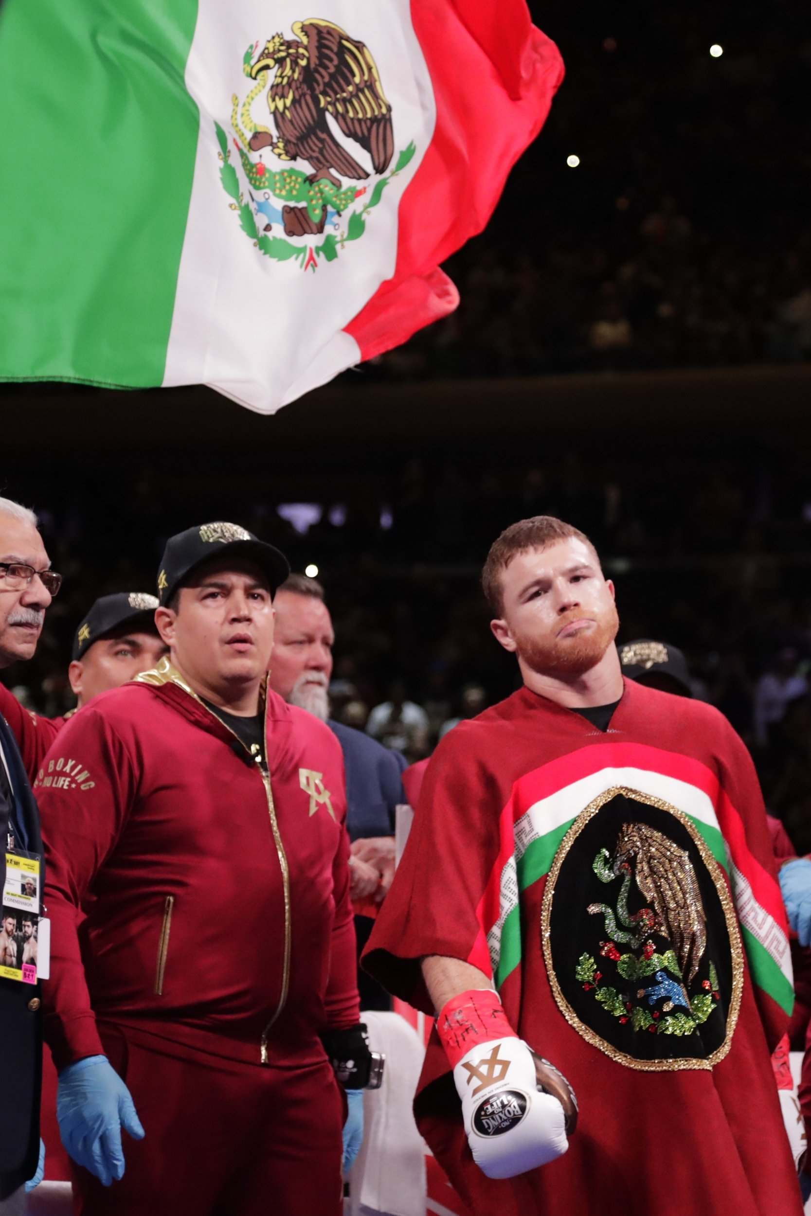 Canelo Alvarez angry to be overlooked for Fighter of the Year