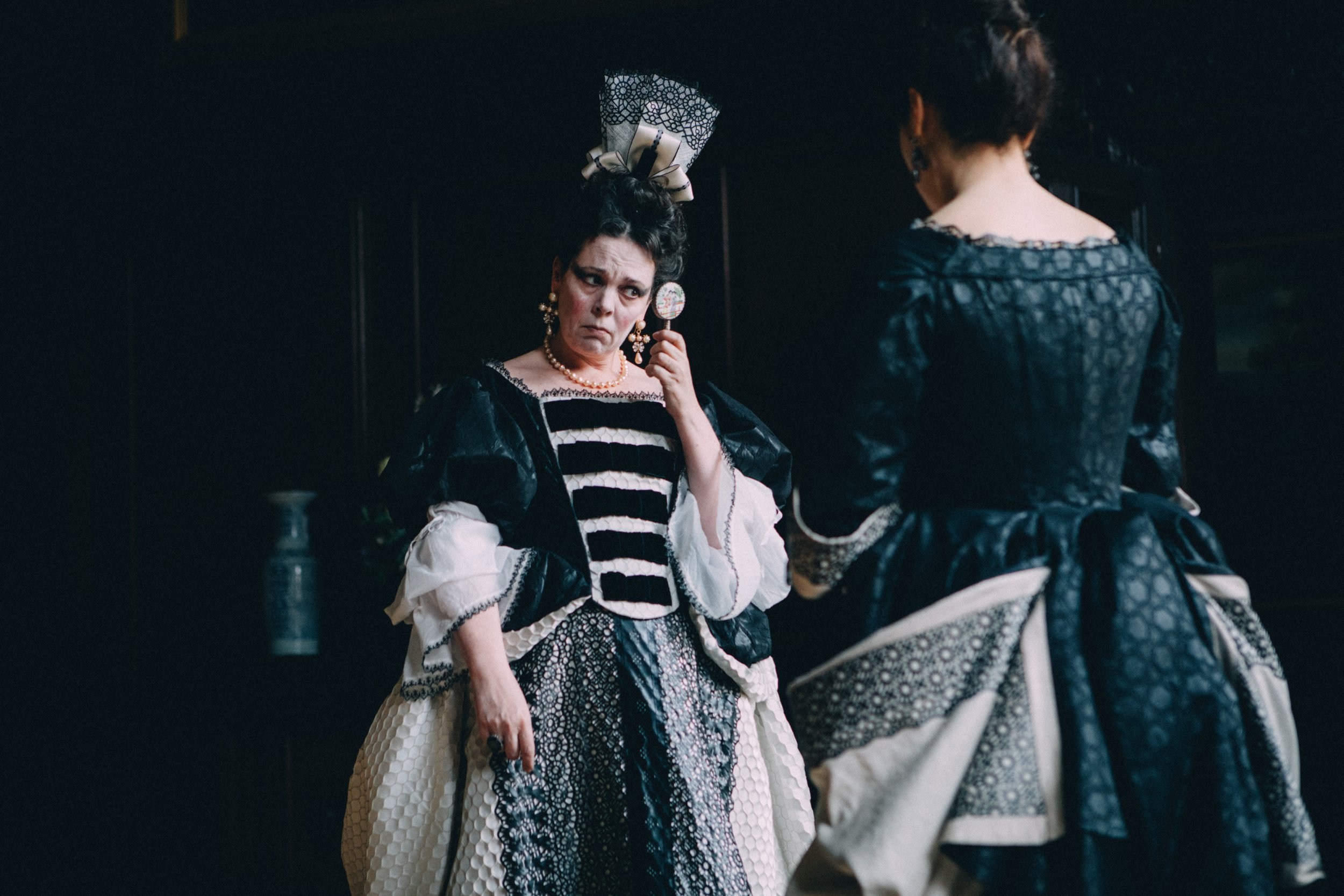 What is The Favourite about and is the Best Picture nominee a true story?