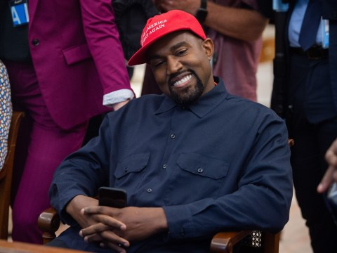 Kanye West asked the wrong mum for permission to use little girl's viral prayer in Ultralight Beam and now he's being sued