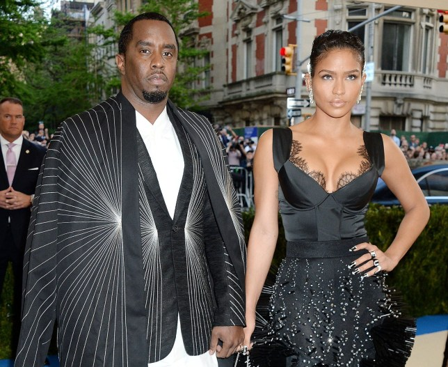 Mandatory Credit: Photo by Broadimage/REX/Shutterstock (8773327hz) Sean Combs and Cassie Ventura The Costume Institute Benefit celebrating the opening of Rei Kawakubo/Comme des Garcons: Art of the In-Between, Arrivals, The Metropolitan Museum of Art, New York, USA - 01 May 2017 2017 Costume Institute Benefit celebrating the opening of Rei Kawakubo/Comme des Gar?ons: Art of the In-Between