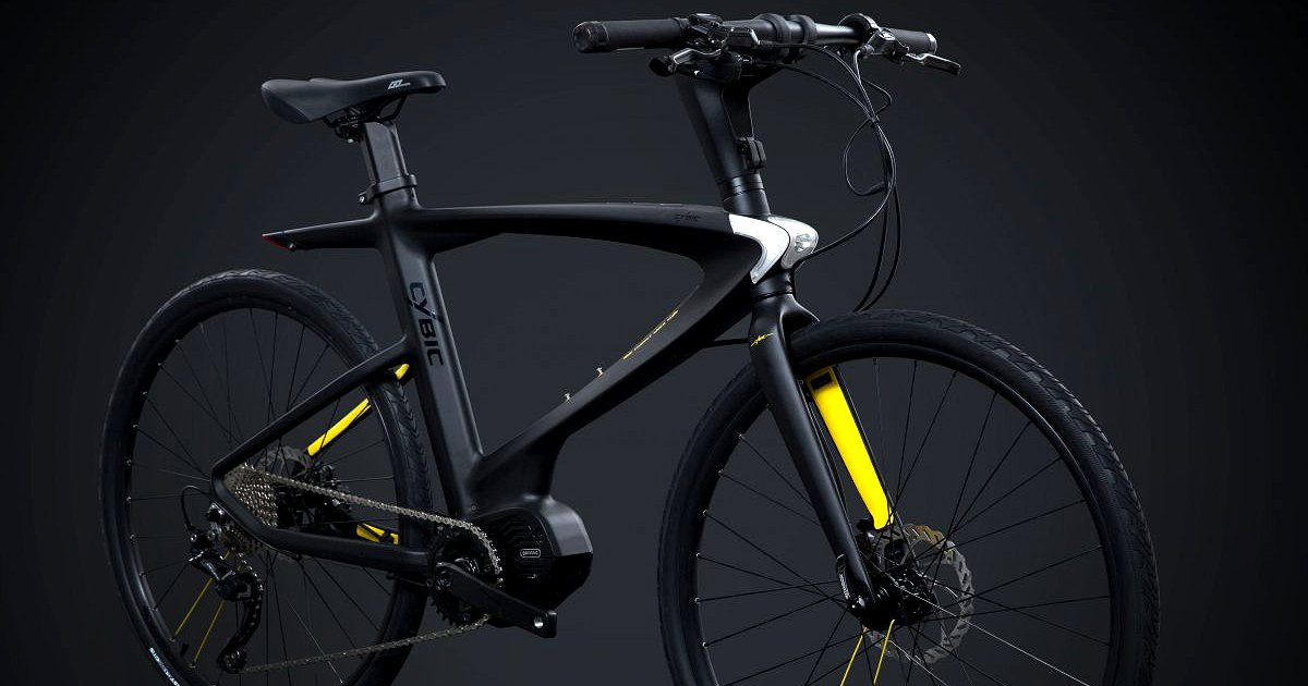 Halfords to sell 'connected bike' equipped with Amazon Alexa