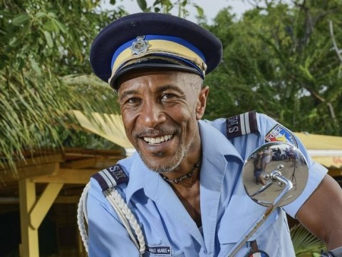 Danny John-Jules refuses to discuss Death In Paradise exit and has pop at Strictly Come Dancing aka 'That dancing show'
