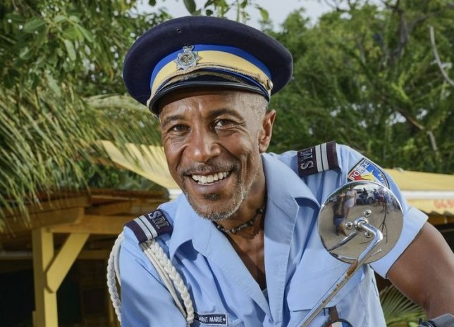 Picture: BBC Death in Paradise break silence over Danny John Jules exit