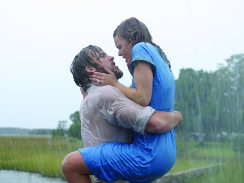 Netflix share savage response to claims it edited The Notebook ending