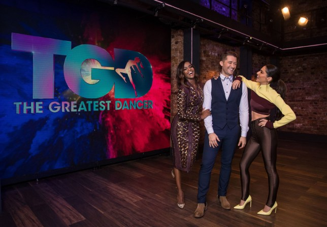 The greatest dancer is on tonight saturday 26 january at 7:30pm