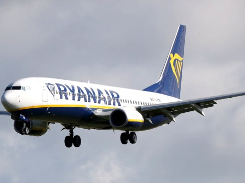 Ryanair named as UK's worst airline sixth year in a row