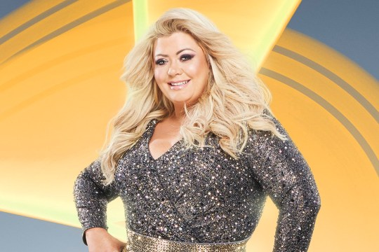 This image is strictly embargoed until 00.01 Friday 28th December 2018From ITV StudiosDancing On Ice: SR11 on ITVPictured: Gemma Collins.This photograph is (C) ITV Plc and can only be reproduced for editorial purposes directly in connection with the programme or event mentioned above, or ITV plc. Once made available by ITV plc Picture Desk, this photograph can be reproduced once only up until the transmission [TX] date and no reproduction fee will be charged. Any subsequent usage may incur a fee. This photograph must not be manipulated [excluding basic cropping] in a manner which alters the visual appearance of the person photographed deemed detrimental or inappropriate by ITV plc Picture Desk. This photograph must not be syndicated to any other company, publication or website, or permanently archived, without the express written permission of ITV Picture Desk. Full Terms and conditions are available on the website www.itv.com/presscentre/itvpictures/termsFor further information please contact:james.hilder@itv.com / 0207 157 3052