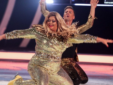 Gemma Collins' Dancing On Ice partner blames backstage mix-up for her leaving early – confirms she's not quitting